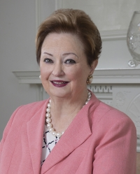 Mary Brinegar,  President and CEO